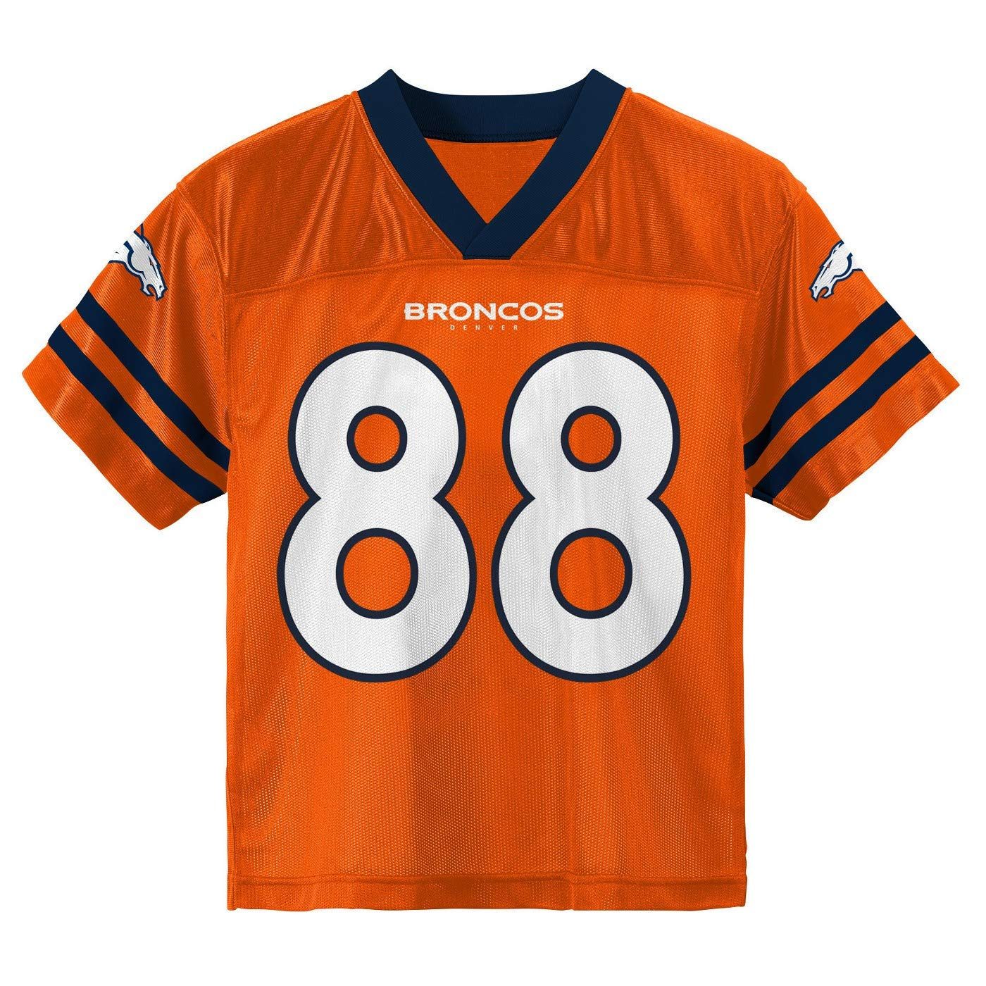 Amazon.com   Outerstuff Demaryius Thomas Denver Broncos  88 Orange Youth  Home Player Jersey   Sports   Outdoors f549c50f1