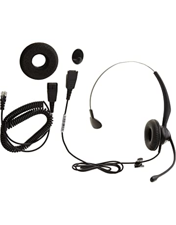 efe9b4f17b8 Yealink YHS33 Headset with Enhanced Noise Canceling