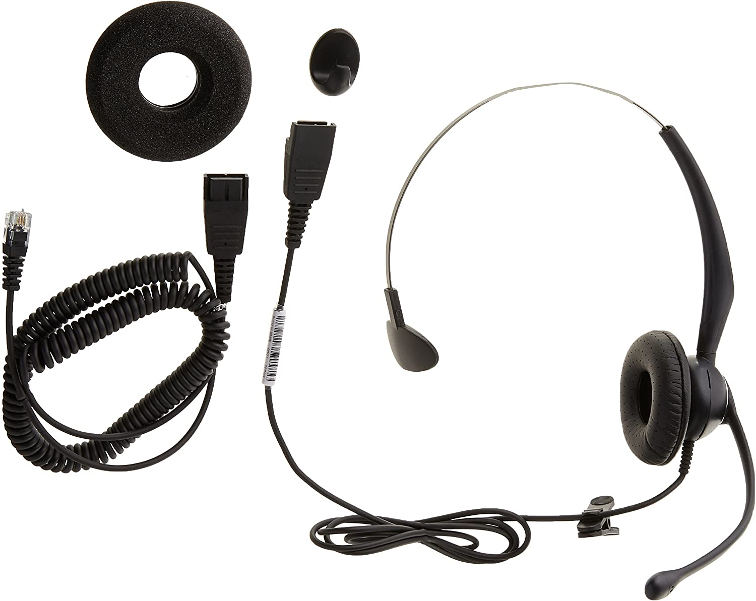 Yealink YHS33 Headset business for call 2020  wired headset for the office used and business calls one of the best for the every use
