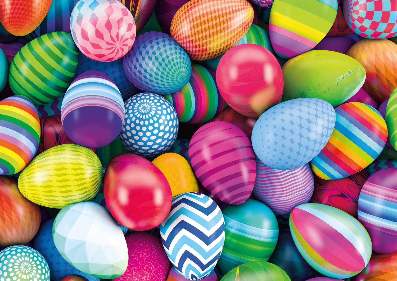 Buffalo Games - Color Explosion - Eggcellent - 300 Large Piece Jigsaw Puzzle