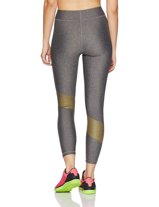 d2a06a61cc5335 Amazon.com : Under Armour Women's HeatGear Armour Graphic Ankle Crop :  Clothing