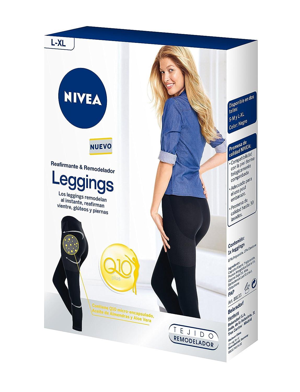 NIVEA Q10 Leggings Reafirmantes Y Remodeladores Talla L y XL - 1 unidad: Amazon.es: Belleza