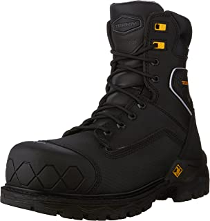 64f7e9c4dbd Royer Safety/Work Boots 10-8620 Size EEE Metal Free 8 inches: Amazon ...
