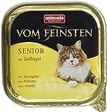 Animonda Vom Feinsten Senior Nassfutter, für ältere Katzen ab 7 Jahren, 32 x 100 g