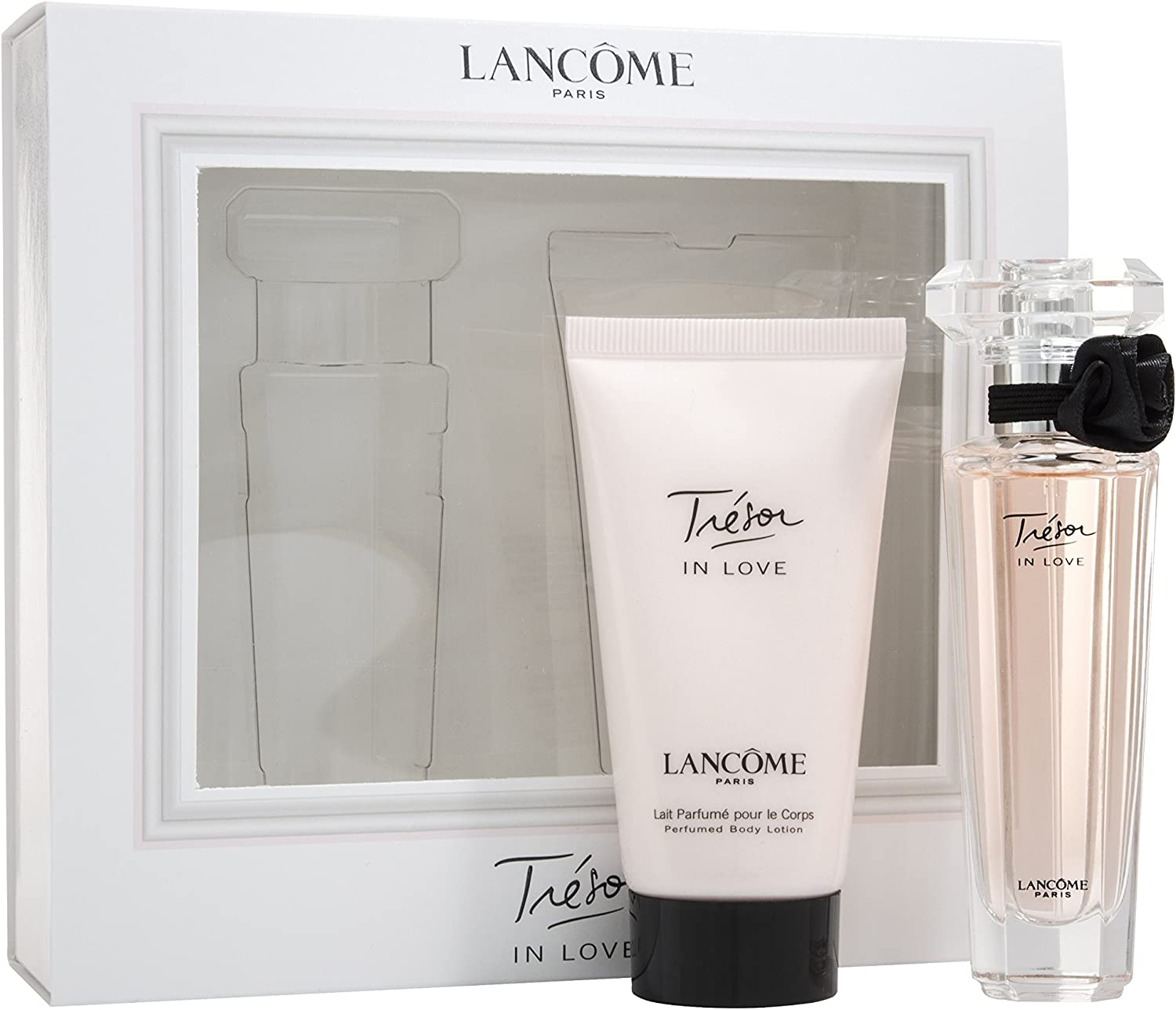 Lancôme Tresor In Love estuche con Eau de Parfum 30 ml/Bodylotion 50 ml: Amazon.es: Belleza