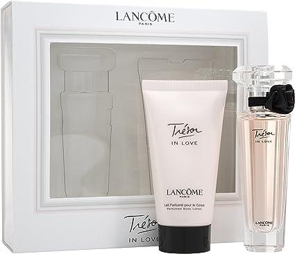 Lancôme Tresor In Love estuche con Eau de Parfum 30 ml/Bodylotion 50 ml: Amazon.es: Belleza