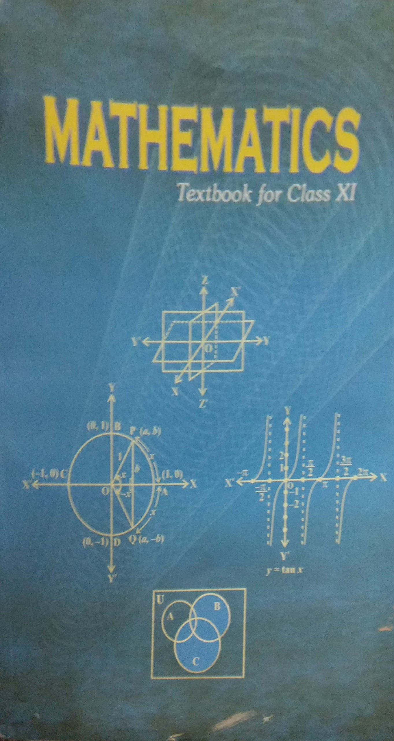 Buy Mathematics Textbook for Class 11- 11076 Book Online at