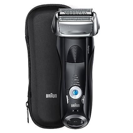 Braun Series 7 7840 s - Afeitadora eléctrica para hombre de lámina ... 9a9eb1589dd7