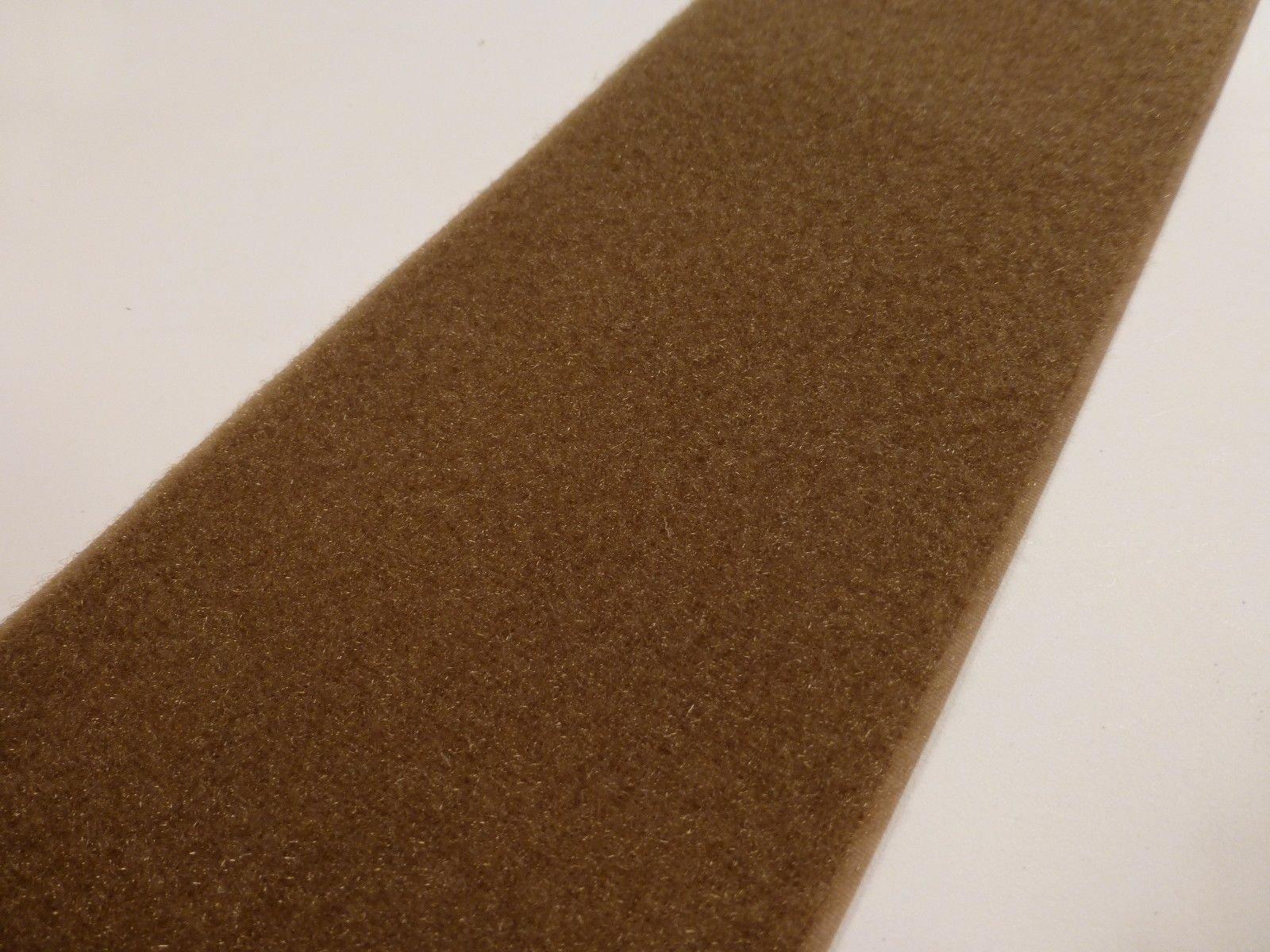 """Velcro Brand Sew On Loop Fastener- Coyote 498 4"""" x 12"""""""