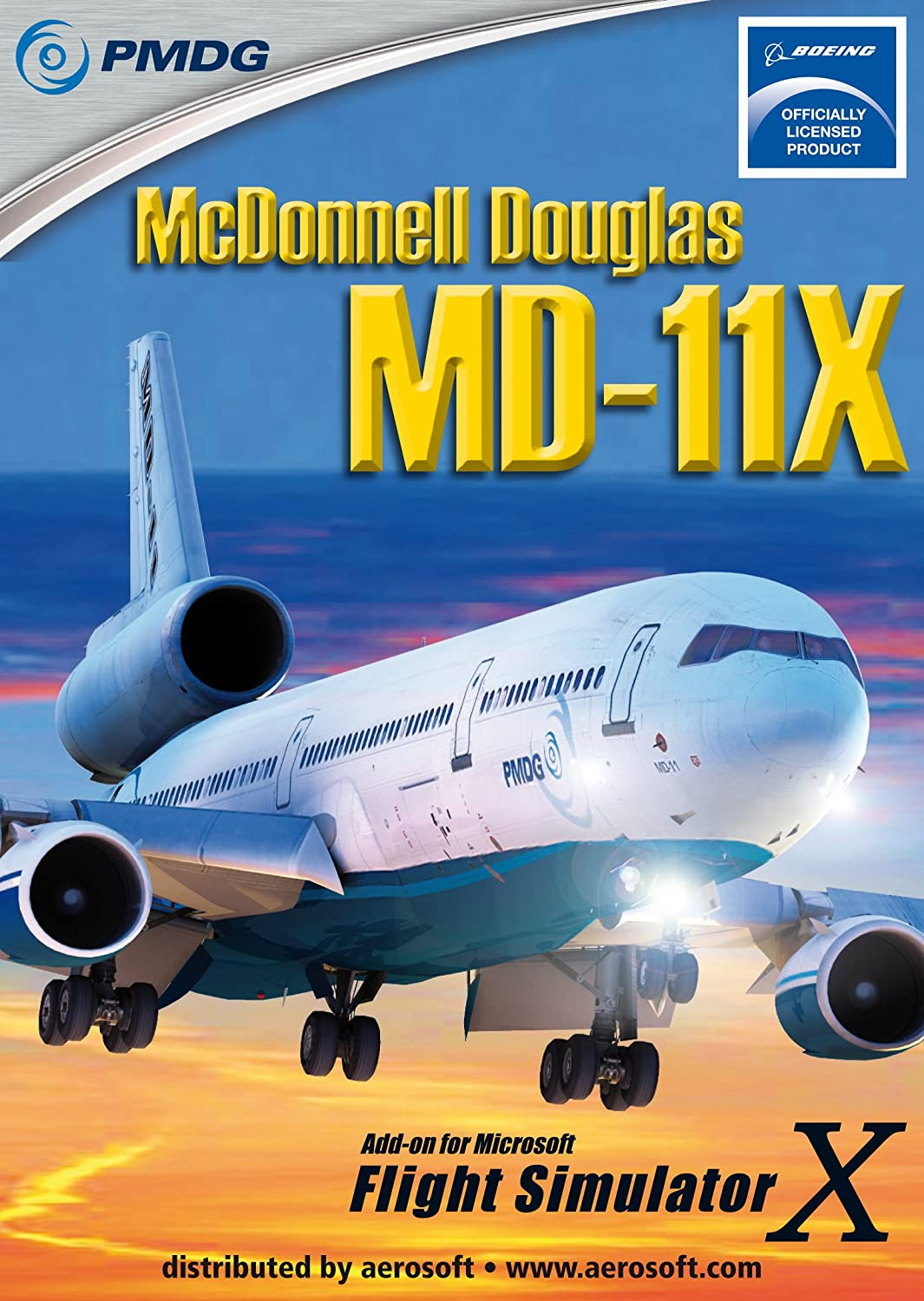 PMDG MD - 11 (Add - on Only) - Requires Fsx (PC): Amazon in