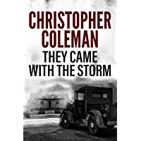 They Came with the Storm: A Horror Novel book cover