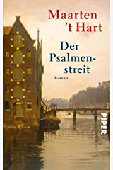 Der Psalmenstreit: Roman (German Edition) Kindle Edition