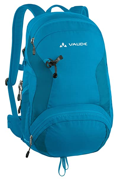 VAUDE Wizard - Mochila (30 L) azul azul verdoso Talla:52 x 30 x 25 cm: Amazon.es: Deportes y aire libre
