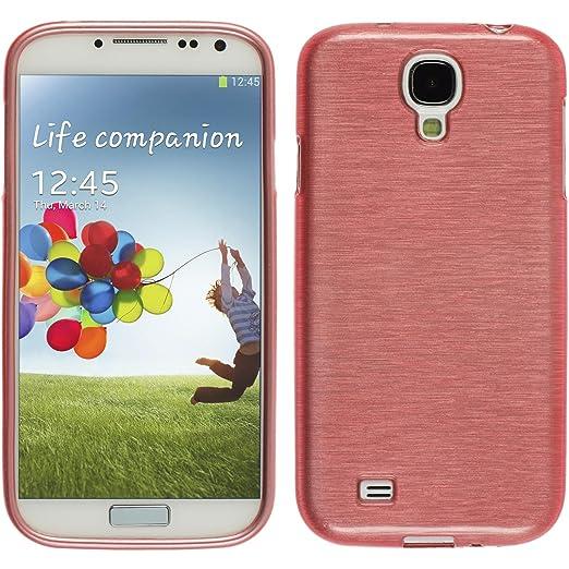 286 opinioni per PhoneNatic Custodia Samsung Galaxy S4Cover Silicone Brushed Rosa Cover Galaxy