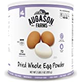 Augason Farms Whole Egg Product 33 oz #10 Can