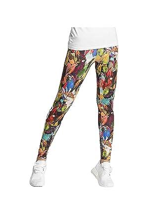 adidas Originals Femme Pantalons   Shorts Legging Passaredo Multicolore 32 09409337b9f