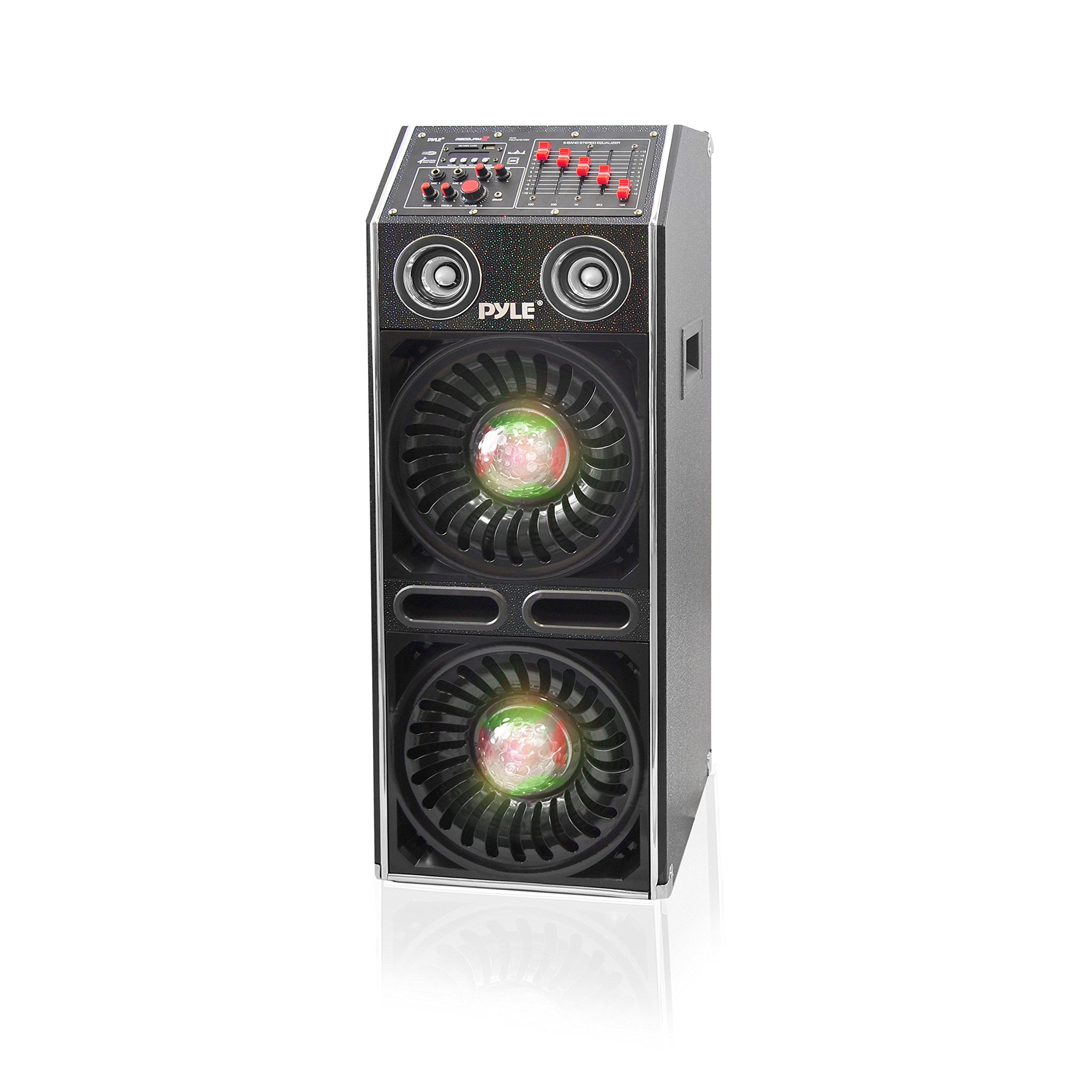 PYLE-PRO AZPSUFM1072BT Disco Jam 2 Bluetooth Active