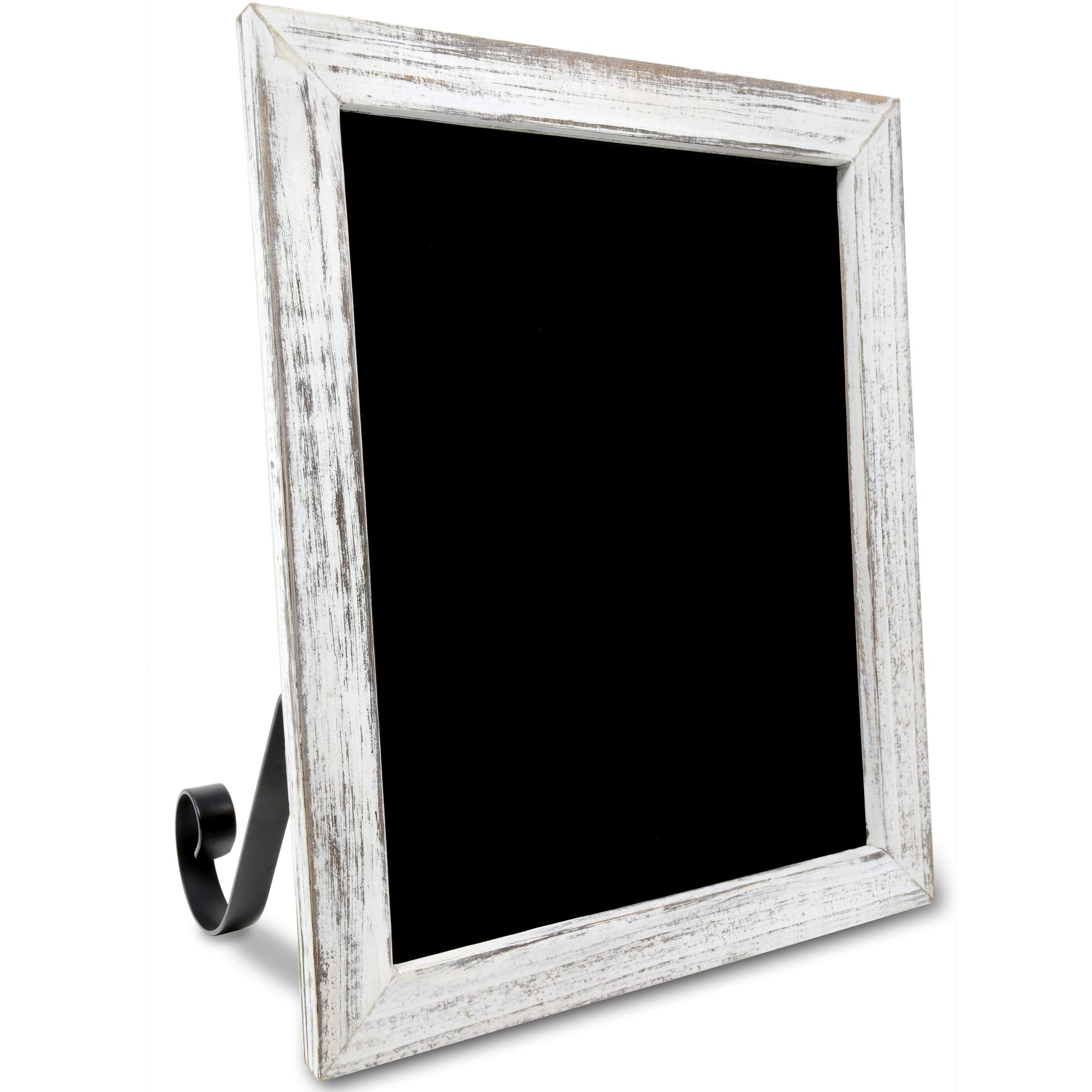 TenXVI Designs Freestanding Chalkboard Sign - Multiple Colors and Sizes - for Weddings, Tabletops, Countertops, Restaurants, Kitchens, Rustic Home Décor by TenXVI Designs
