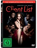 The Client List - Die komplette zweite Season [4 DVDs]