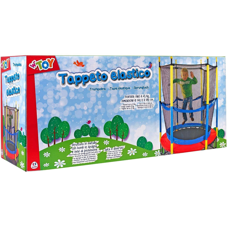 Buy Globo Toys Globo 35506 137 Cm Summer Elastic Carpet With Net