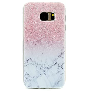 Mosoris Funda para Samsung Galaxy S7 Carcasa, Suave ...