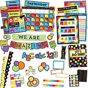 Carson Dellosa Education Celebrate Learning Variety Decor Set