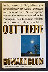 Out There: The Government's Secret Quest for Extraterrestrials Hardcover