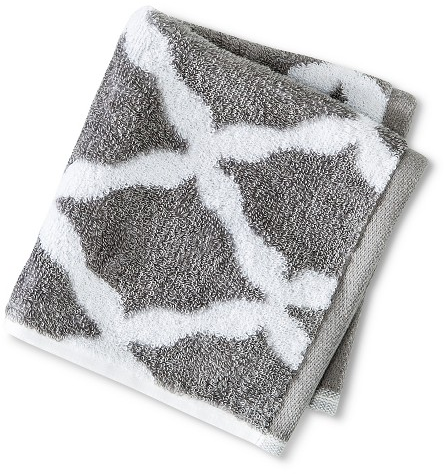 Threshold™ Brights Washcloth - Cloak Gray : Target