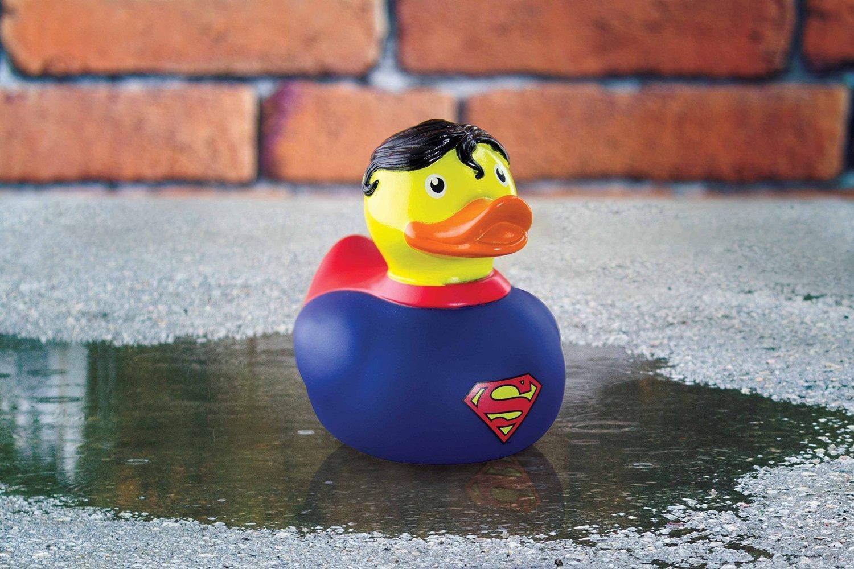 DC Comics Superduck Superman Bath Toy Ages 3+