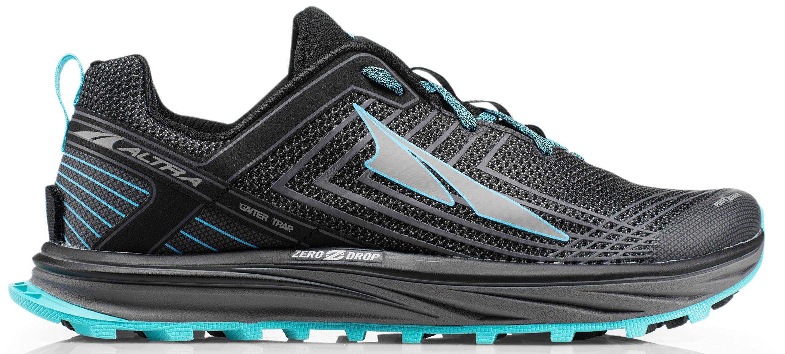 Altra AFM1957F Men's TIMP 1.5 Trail Running Shoe, Gray/Blue - 8.5 D(M) US by Altra (Image #1)