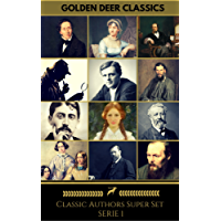 Classics Authors Super Set Serie 1 (Golden Deer Classics)
