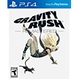 Gravity Rush Remastered - PlayStation 4