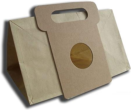 10 bolsas para aspiradora para Moulinex Powerstar CN2 CN3 CN4 CN5 CN6 tipo CQ9.01: Amazon.es: Hogar