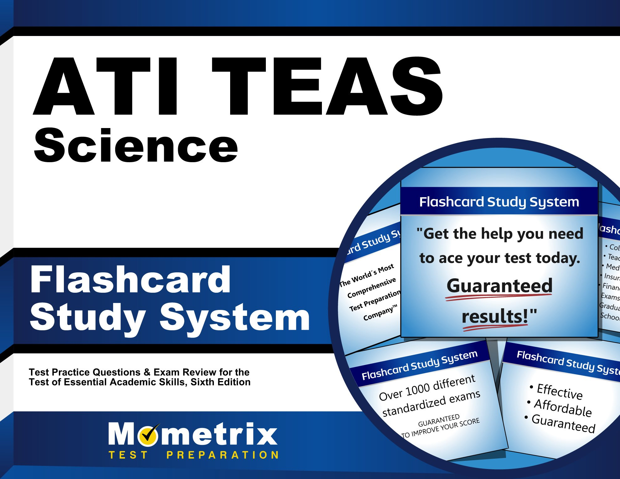 TEAS Science Flashcard Study System