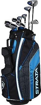 16-Piece Callaway Men's Strata Ultimate Complete Golf Set