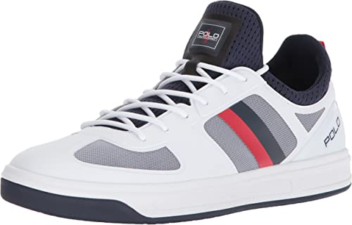 Polo Ralph Lauren Mens Court200 Sneaker,: Amazon.es: Zapatos y ...
