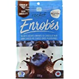 Rochef Dark Chocolate Covered Dried Blueberries, 100 Grams
