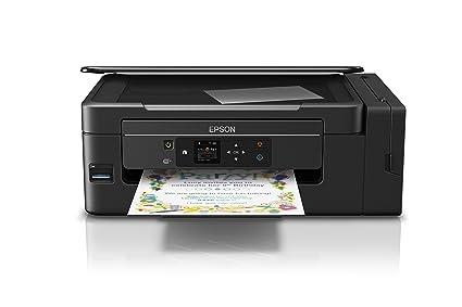Epson EcoTank ET-2650 | Impresora Wi-Fi A4 Multifunción con Pantalla LCD Color | Copia/Escaneado/Impresión | Velocidad 33ppm | Resolución 5760x1440ppp ...