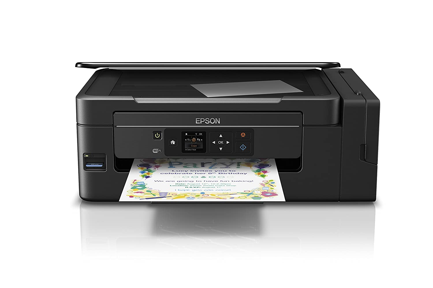 Amazon.com: Epson - Multifunction Printer Epson C11CF47402 ...