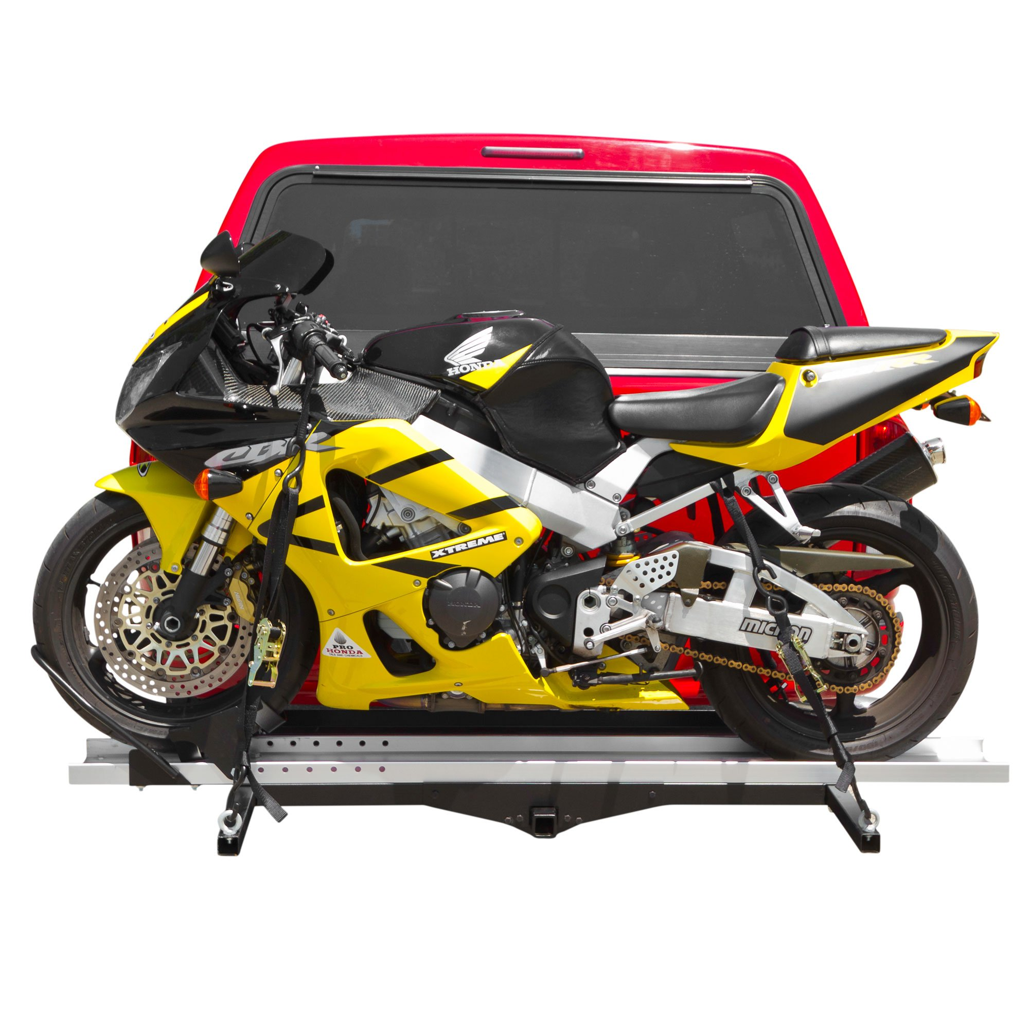 Black Widow SMC-600R Deluxe Steel Motorcycle Carrier-600lb. Capacity