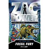 Zac Power: Fossil Fury