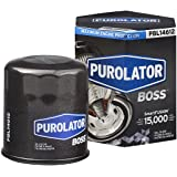 Purolator PBL14612 PurolatorBOSS Maximum Engine Protection Spin On Oil Filter, Black