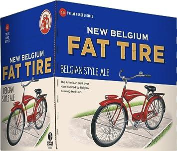 New Belgium Fat Tire 12 Pk 12 Oz Bottles 5 2 Abv Amazon Com