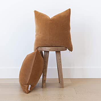 Amazon.com: Juego de 2 fundas de almohada de terciopelo ...