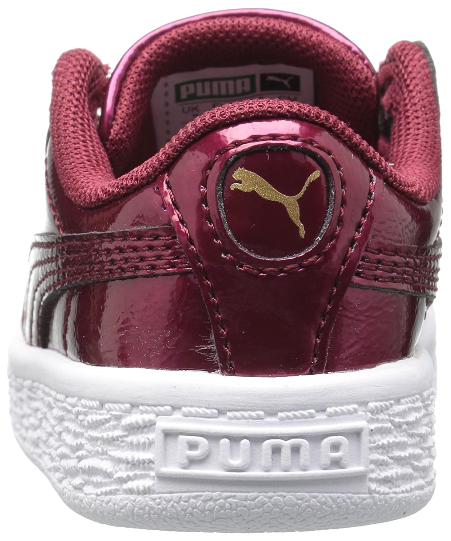 Puma Zapatos Niños Niñas Negras 5 Años DxBKX