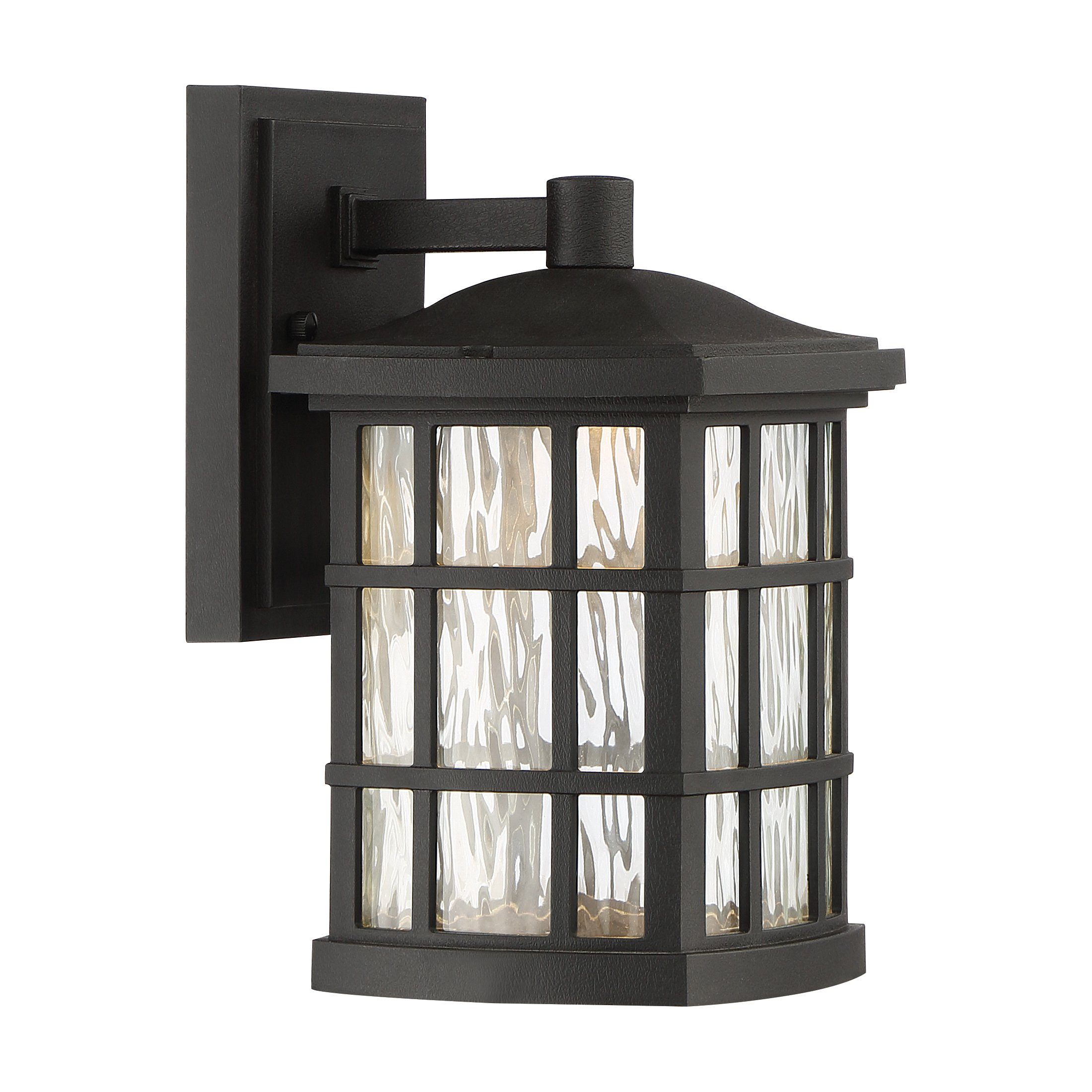 Quoizel SNNL8406K LED Outdoor Wall Lantern by Quoizel