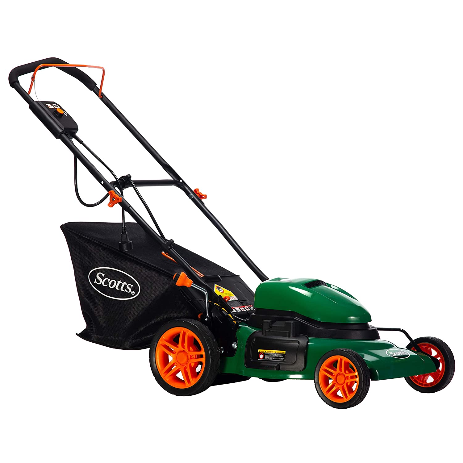 Scotts Outdoor Power Tools best Corded Electric Lawn Mower