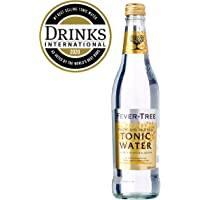 Fever tree Premium Indian Tonic Water, 500 ml (Pack Of 8)