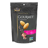 Deals on Blue Diamond Almonds Gourmet Pink Himalayan Salt 5oz