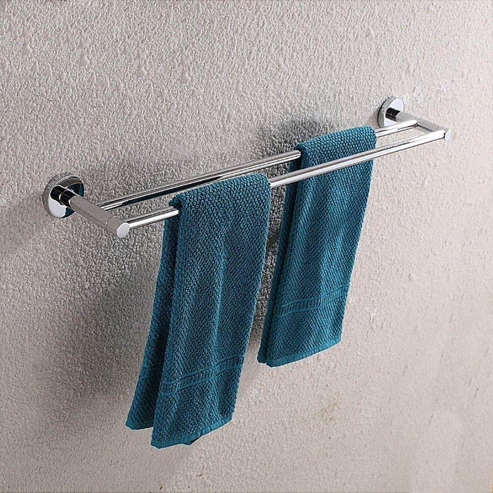 34e3f10a96a8 Los titulares de de de toallas toallas Espesor de cobre Toallero doble  vástago Toalla Toalla de